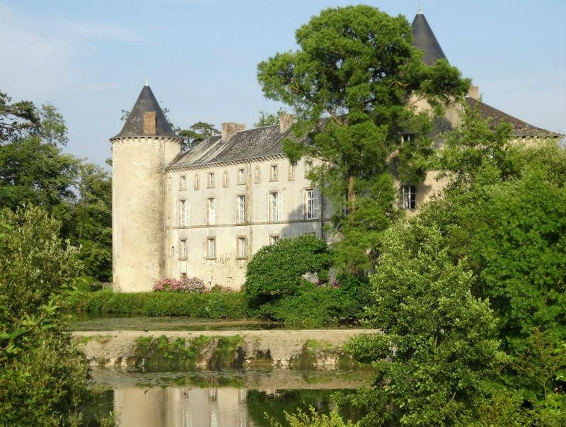 château Forêt/Sèvre