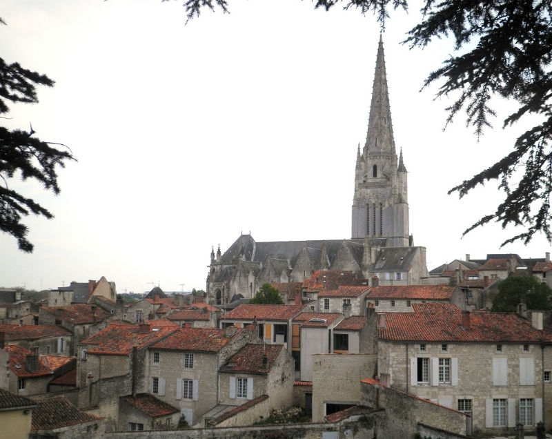 Fontenay bourg médiéval