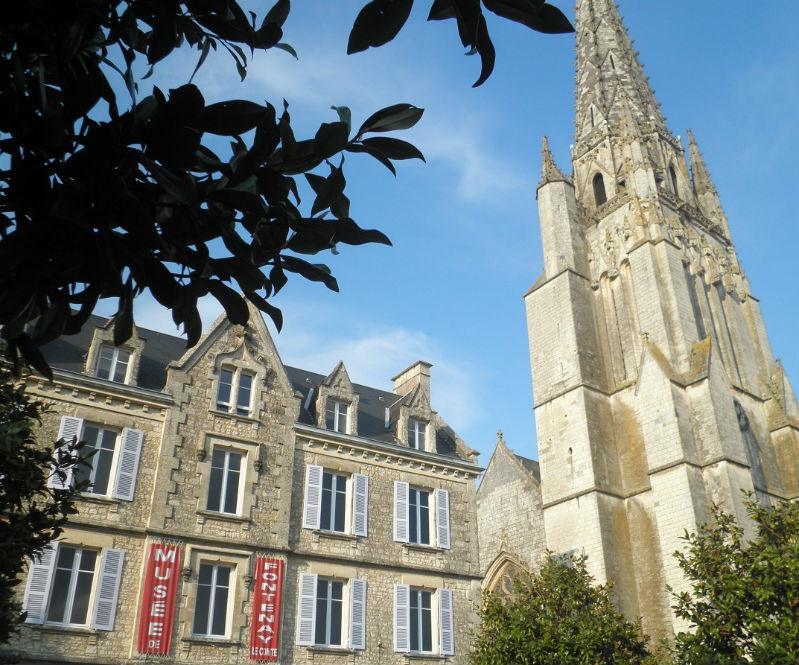 musée et église